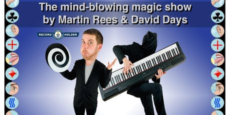 A Sense of Awe & Wonder - Magic Show tickets