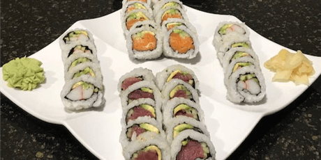 Superior Hy-Vee Sushi 201 tickets