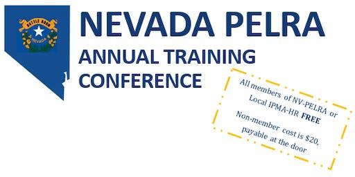 Nevada PELRA Annual Training Conference