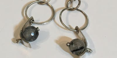 SILVER JEWELLERY-MAKING DAY With Kate Arbon