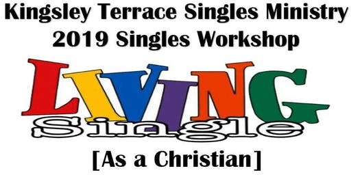 Kingsley Terrace Church of Christ Singles Workshop