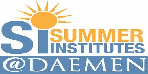 Summer Institutes @ Daemen Bundle!