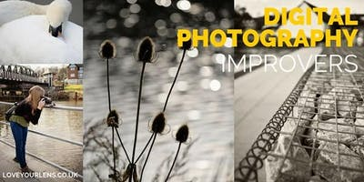 Intermediate Photography Workshop - shooting in Manual and more