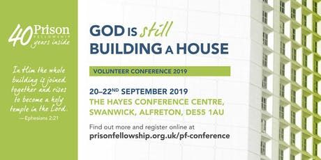 Prison Fellowship Volunteer Conference tickets
