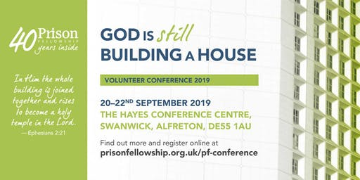 Prison Fellowship Volunteer Conference