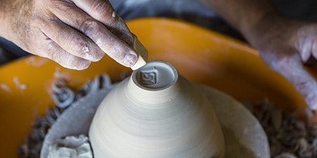 CREATIVE POTTERY: Throwing & Turning Further Techniques with Stephen Yates  tickets