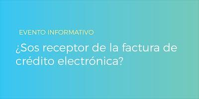 Encuentro informativo para receptores de factura electrónica
