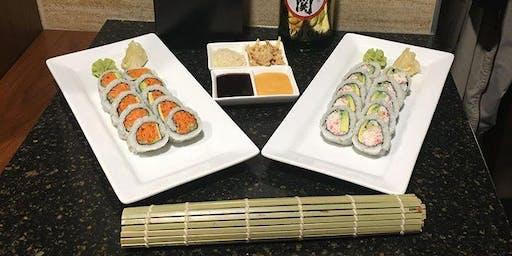 Superior Hy-Vee Sushi 101