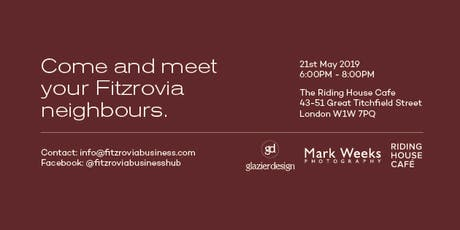 8026fc879 Fitzrovia Business Hub - May Event tickets
