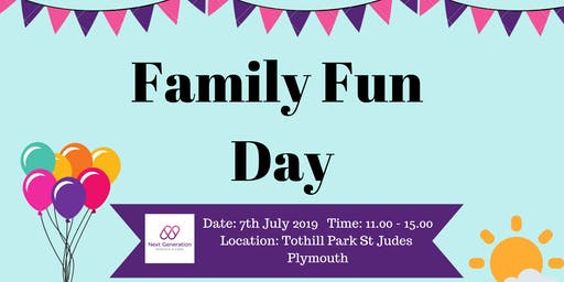 Next Generation Family Fun Day