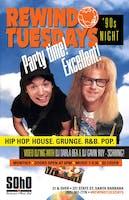 Rewind Tuesdays! with DJ Darla Bea ($5 Cover!)