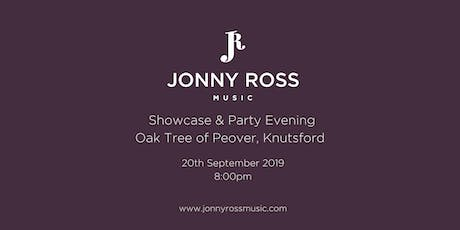 Oak Tree of Peover Showcase Evening tickets