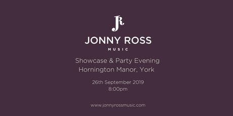 Wedding Music Showcase Live From Hornington Manor tickets