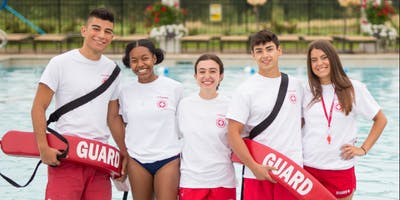 Lifeguard Appreciation Pool Party