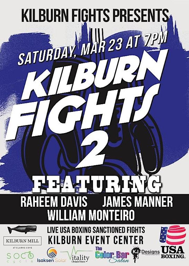 Kilburn Fights 2 image