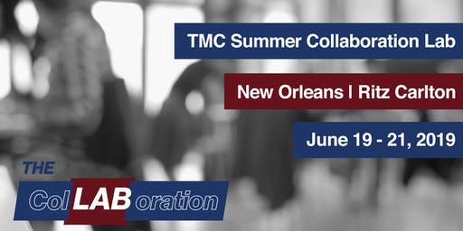 TMC Summer Collaboration Lab