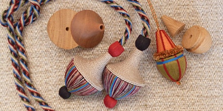 DROP TASSELS WORKSHOP: The Art of Passementerie with Anna Crutchley tickets