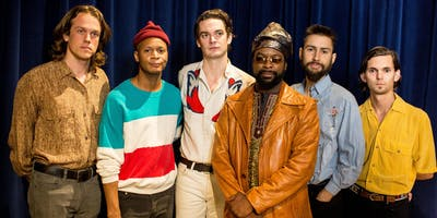 Kaleta & Super Yamba Band (Brooklyn Based Afrobeat/Funk)