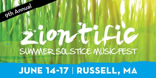 9th Annual Ziontific Music Festival in Russell, MA