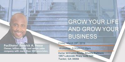 Emerick A Peace- Grow your Life & Grow your Business