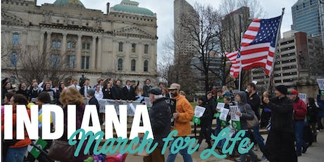 Annual Indiana March for Life 2020 tickets