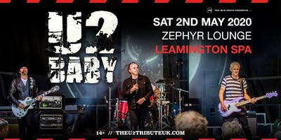 U2Baby (Zephyr Lounge, Leamington Spa)