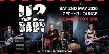U2Baby (Zephyr Lounge, Leamington Spa) tickets