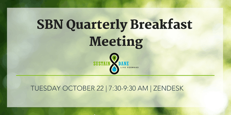 October Sustainable Business Network Meeting tickets