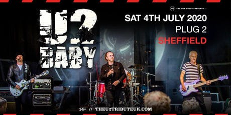 U2Baby (Plug2, Sheffield) tickets
