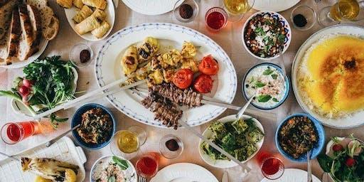 Persian Cooking with Nannaa