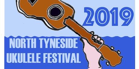 NORTH TYNESIDE UKULELE FESTIVAL 2019 tickets