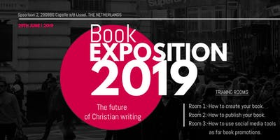 CHRISTIAN BOOK EXPOSITION 2019