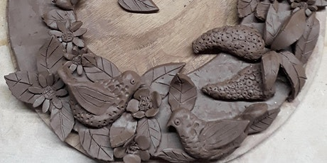 CREATIVE CLAY WORKSHOP with Jo Burnell tickets