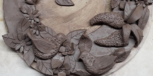 CREATIVE CLAY WORKSHOP with Jo Burnell