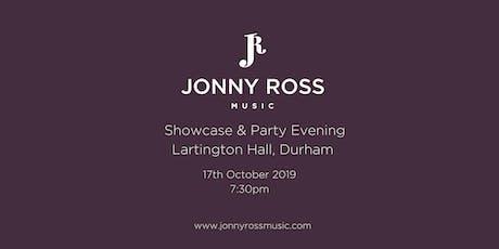 Lartington Hall Showcase Evening tickets