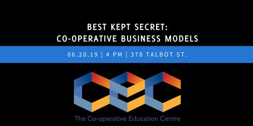 Best Kept Secret - Co-Operative Business Models