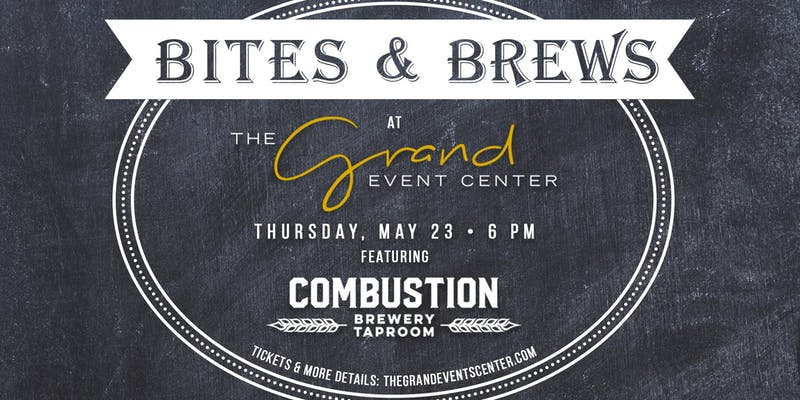 Tickets to Bites & Brews Dinner Event