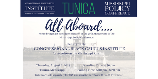 Mississippi Policy Conference | River Boat Cruise
