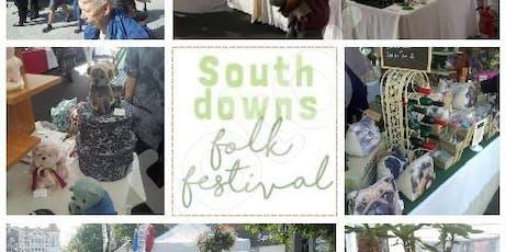 Southdowns Folk Festival Market - Bognor Regis tickets