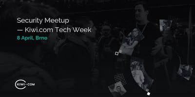 Security Meetup – Kiwi.com Tech Week