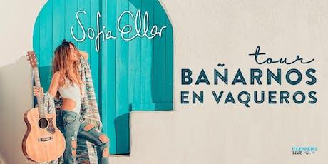 Sofía Ellar | Tour Bañarnos en Vaqueros, en O Grove (Pontevedra) entradas