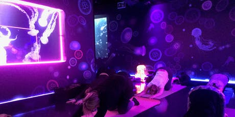 Yoga Under the Sea: Meet the Jellyfish tickets