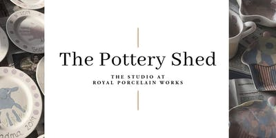 Pottery Painting Workshops