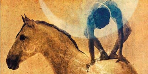 Dans met het paard: verwendag van Stress naar Ontspanning