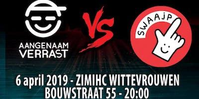 ZiMiHC IMPROViseert: Aangenaam Verrast vs Swaajp