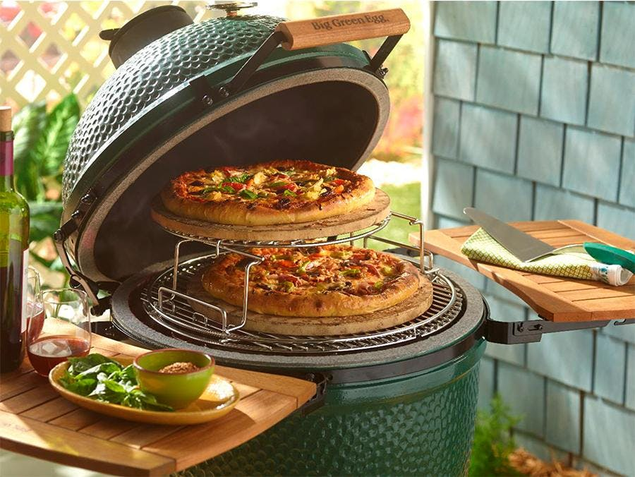 Big Green Egg Cookout @ Paul's Ace Hardware on McDonald