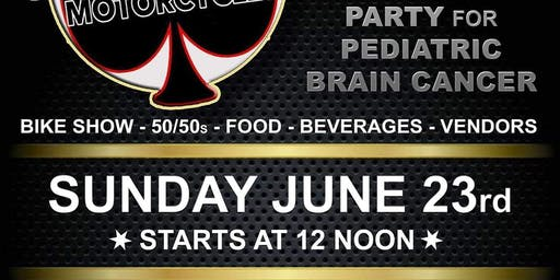 Fundraising Party for Pediatric Brain Cancer