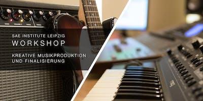 Hands-on: Kreative Musikproduktion und Finalisierung – Praxis-Workshop