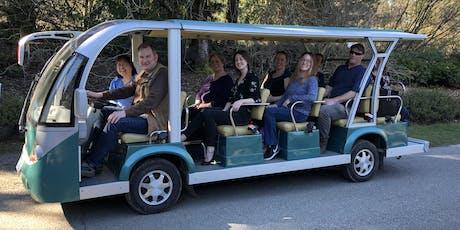 UW Botanic Gardens Tram Tour tickets