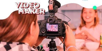 Pré-inscrição - curso Video Maker - de 10 a 18 anos